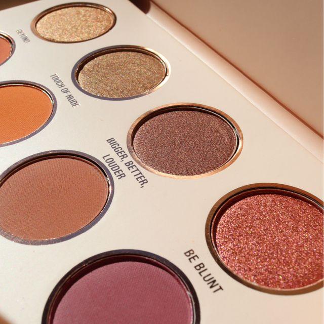Nudelicious Eyeshadow Palette